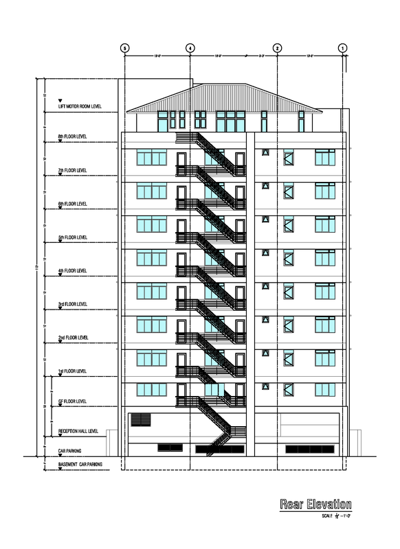 Floor Elevation Changes : Condominiums the residence khay mar myanmar selione